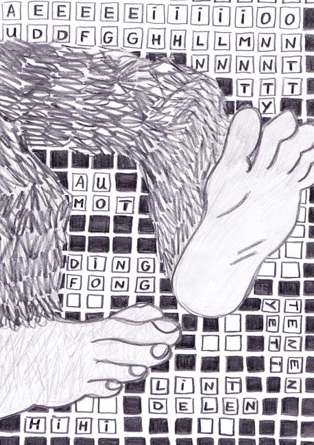 kunst scheurkalender - 2014