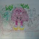 oerwoud-tekening