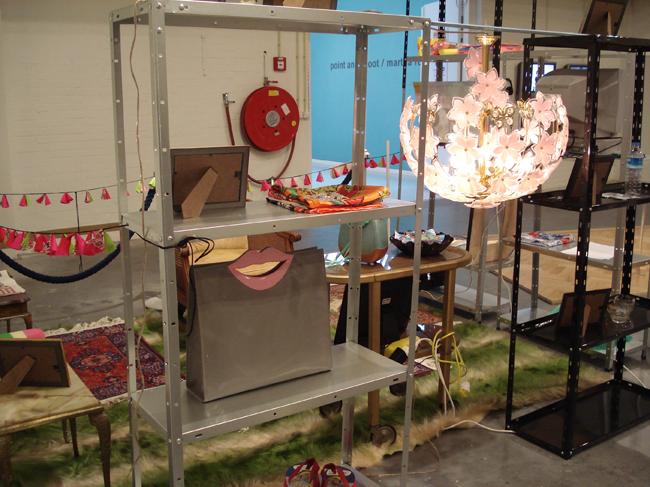 detail - tas & lamp